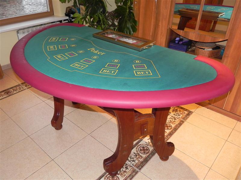 Pokerio stalas kazino vakareliui 1